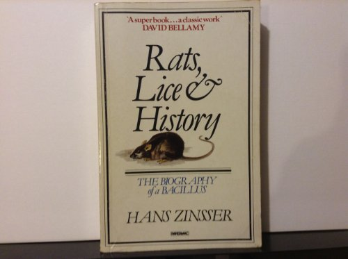 9780333395677: Rats, Lice and History (Papermac)