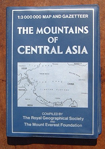 9780333396001: The Mountains of Central Asia