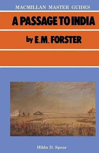 9780333396162: A Passage to India by E. M. Forster (Master Guides)