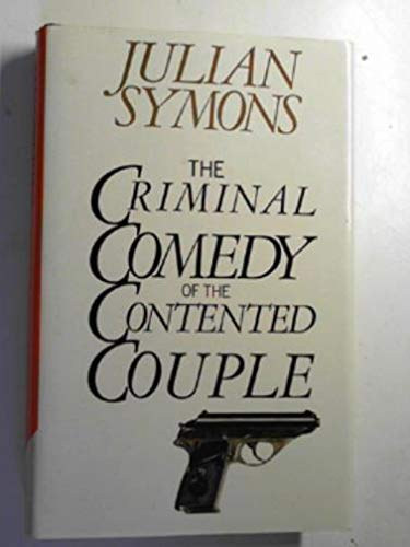 9780333397183: The criminal comedy of the contented couple