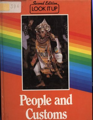 Look it Up: People and Customs v. 2: Ardley, Neil