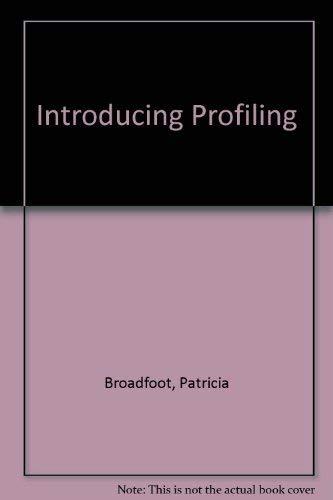 Introducing Profiling