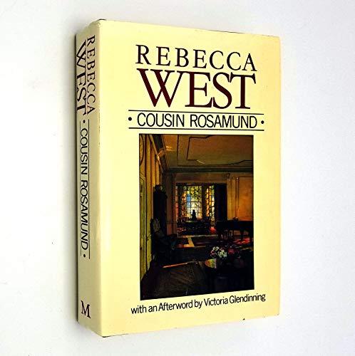 9780333397978: Cousin Rosamund