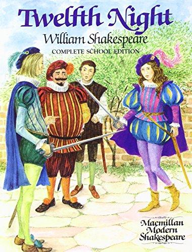 9780333398852: Twelfth Night (Macmillan Modern Shakespeare)