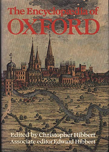 9780333399170: The Encyclopaedia Of Oxford