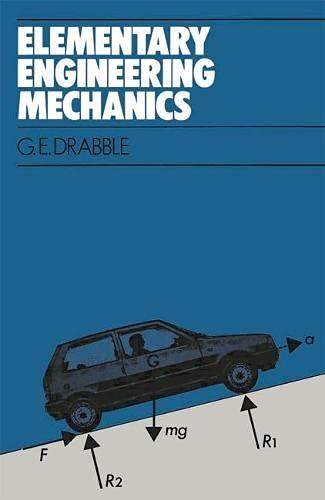 9780333399262: Elementary Engineering Mechanics