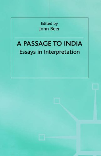 a summary of the book a passage to india by em forester E m forster's a passage to india : (forster, passage 239-240, 242  the earlier draft stages of the book make it clear that there was an assault of.