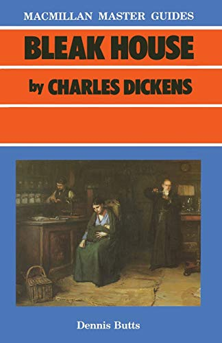 9780333402627: Bleak House by Charles Dickens (Palgrave Master Guides)