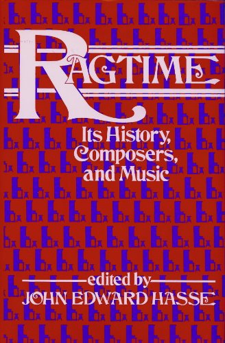 9780333405161: Ragtime: Its History, Composers, Music (Macmillan popular music series)