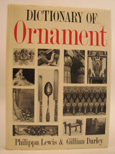 9780333405642: The Dictionary of Ornament