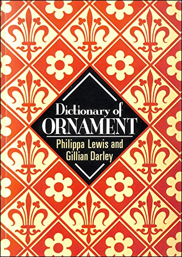 9780333405659: Dictionary of Ornament