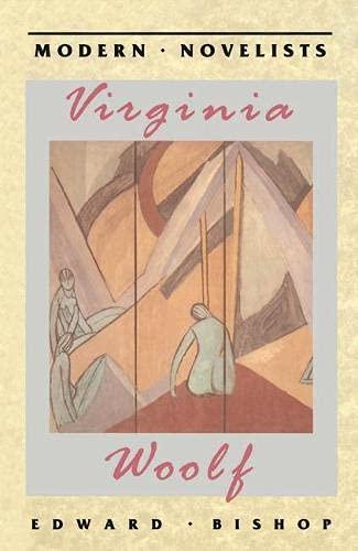 9780333407554: Virginia Woolf (Modern Novelists)