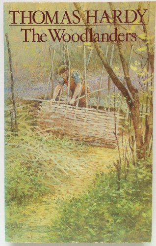9780333408186: The Woodlanders (The new Wessex Thomas Hardy)