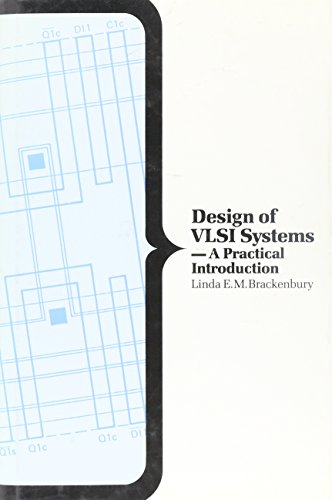 9780333408216: Design of Vlsi Systems: A Practical Introduction (Computer Science Series)