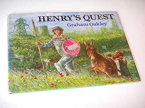 9780333408414: Henry's Quest
