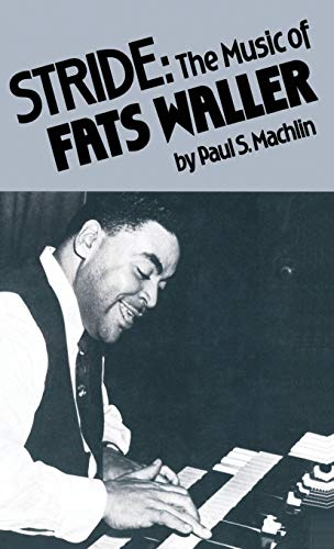9780333408735: Stride: The Music of Fats Waller (Macmillan Popular Music Series)