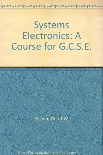 9780333409275: Systems Electronics: A Course for G.C.S.E.