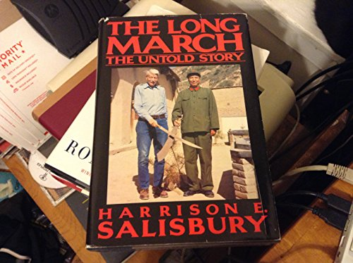 9780333409312: The Long March: The Untold Story