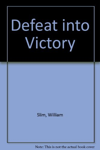 9780333409565: Defeat into victory