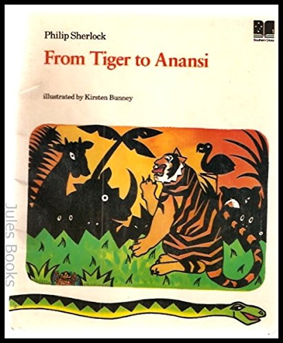 9780333410691: From Tiger to Anansi - Level 1 (Southern Cross)