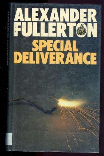 9780333412893: Special Deliverance