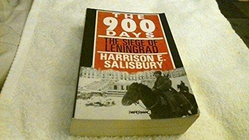 9780333412923: 900 Days: The Siege of Leningrad
