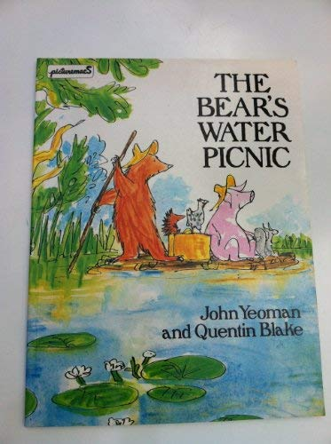 9780333413104: The Bear's Water Picnic (Picturemacs)