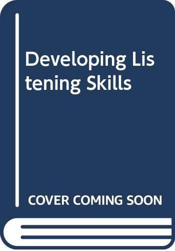 9780333417058: Developing Listening Skills (Essential Language Teaching Series)