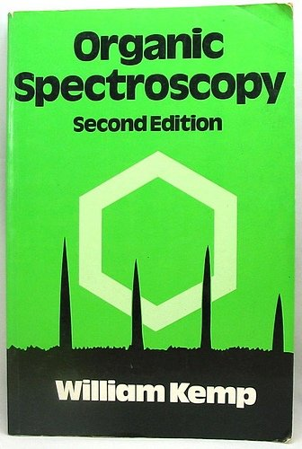 9780333417676: Organic Spectroscopy