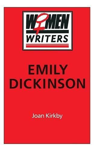 9780333420676: Emily Dickinson (Women Writers)