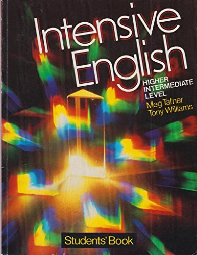 9780333420898: Intensive English: Students' Book: Higher Intermediate Level