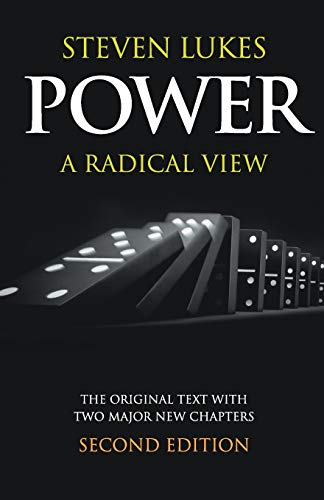 9780333420928: Power, Second Edition: A Radical View
