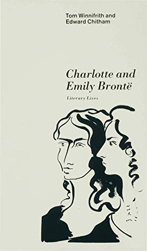 9780333421970: Charlotte and Emily Brontë: Literary Lives
