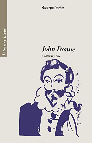 9780333422137: John Donne: A Literary Life (Literary Lives)