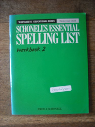 9780333422502: The Essential Spelling Book 2