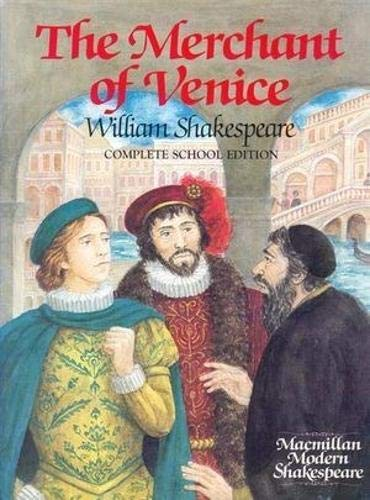 9780333423530: The Merchant of Venice (Macmillan Modern Shakespeare)