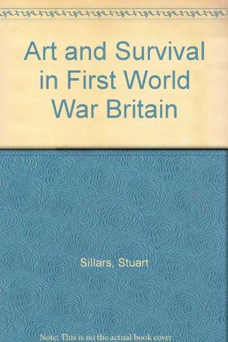 Art and Survival in First World War Britain: Stuart Sillars