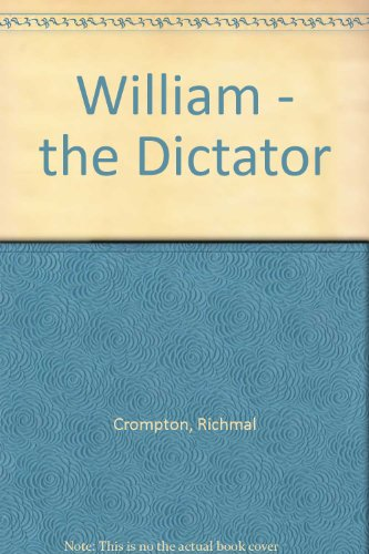 9780333426173: William - the Dictator