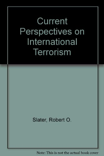 9780333428504: Current Perspectives on International Terrorism