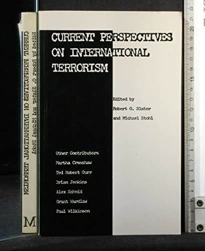 9780333428511: Current Perspectives on International Terrorism