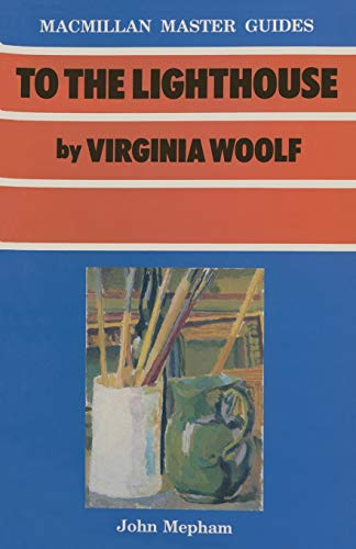9780333432778: To the Lighthouse by Virginia Woolf (Palgrave Master Guides)