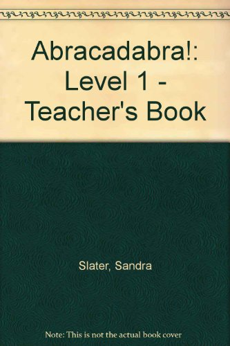 9780333433881: Abracadabra!: Level 1 - Teacher's Book
