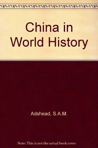 9780333434055: China in World History
