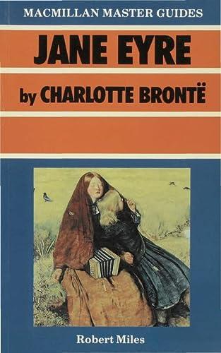 9780333434093: Jane Eyre by Charlotte Brontë (Palgrave Master Guides)