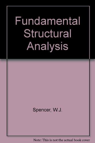 9780333434673: Fundamental Structural Analysis