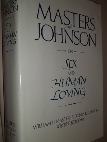 9780333435854: Sex and Human Loving