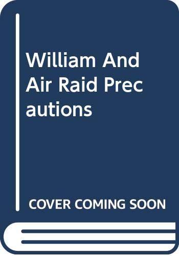 9780333436752: William and Air Raid Precautions
