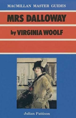 9780333437001: Mrs Dalloway by Virginia Woolf (Master Guides)