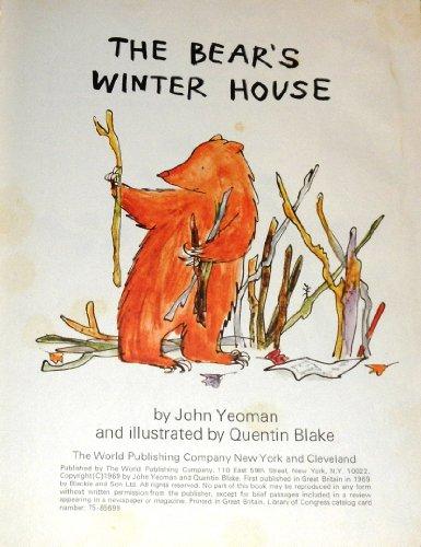 9780333437155: The Bear's Winter House