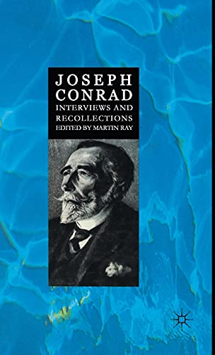 9780333437858: Joseph Conrad: Interviews and Recollections